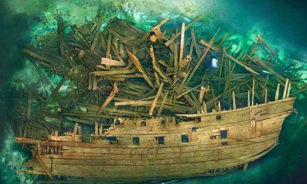 La arqueología 3D destruye la maldición del Mars, buque sueco hundido en 1564