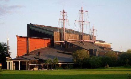 Un buque gigante que solo navegó 300 metros, pasó 333 años bajo el mar.