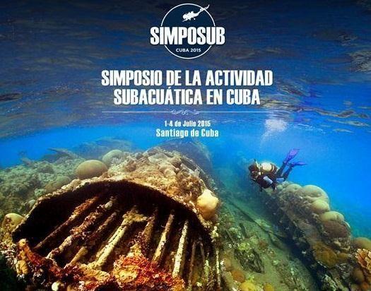Simposio de Actividades Subacuáticas 2015 en Cuba