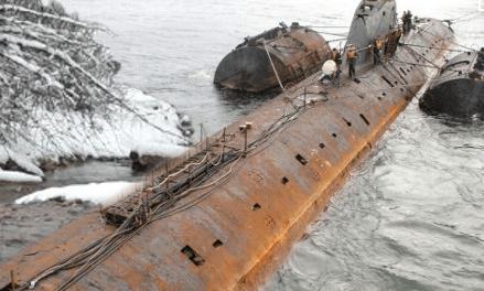 Un submarino alemán de la Segunda Guerra Mundial descubierto el en lago St. Jean