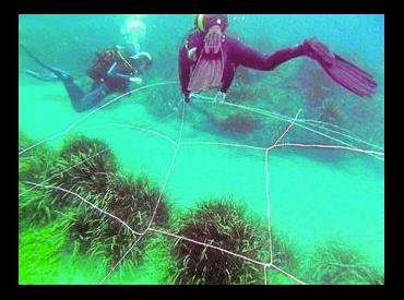 Arqueología en los fondos marinos