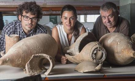 Tres arqueólogos fundan el primer museo español bajo el agua.