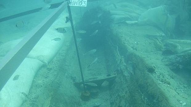 Restaurado el «Titanic» de la antigüedad, la nave construida como narraba Homero