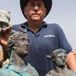 Hallan en Israel un pecio con importantes tesoros