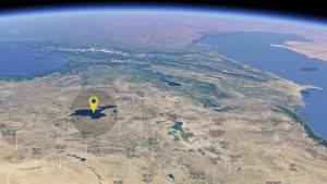 Lago Van El lago Van, situado al este de Turquía, es el más grande del país. Imagen- Google Maps