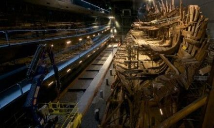 El Mary Rose como nunca antes lo has visto