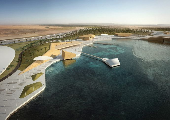 Museo Arqueólogico Submarino de Catar