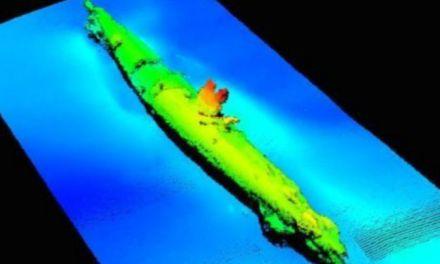 Iberdrola se topa con un submarino alemán