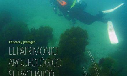 Nueva publicación del INAPL sobre Patrimonio Arqueológico Subacuático