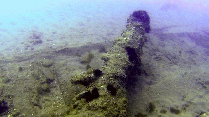 """Verdemar acusa a Junta de """"no proteger"""" de posibles expolios restos arqueológicos hallados en Bahía de Algeciras"""