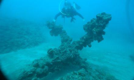 Investigan un barco de los cruzados que se hundió junto al puerto de Acre