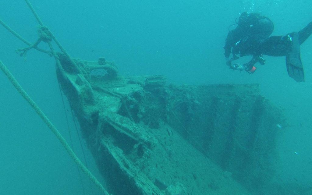 Curso: Prospección y estudio de arqueología subacuática de la Isla Fenicia de Adentro