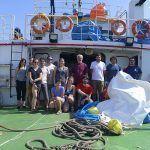 La Ballenera, el lugar elegido para la investigación arqueológica subacuática