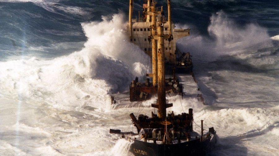 La Armada desguazará el «Cason» porque no es patrimonio cultural