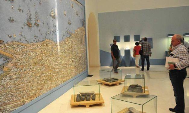 El legado subacuático del Museo de Cádiz adquiere protagonismo gracias al Tricentenario con la exposición 'El legado del mar'