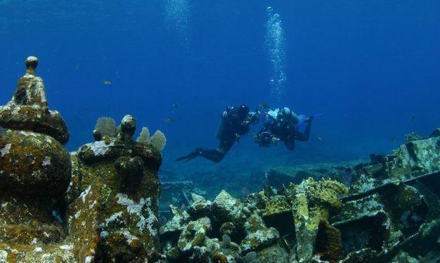 Especialistas del INAH buscan en Campeche navío español que naufragó en 1631