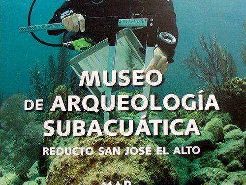 El INAH publica el catálogo del Museo de Arqueología Subacuática