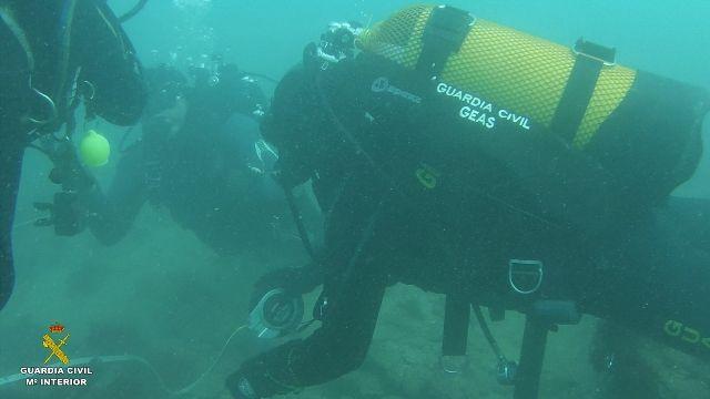 Tres detenidos por robar más de 200 piezas arqueológicas submarinas en Cádiz – Operación Versos