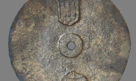 Guiness de los Récords de la arqueología para fechar un astrolabio hallado en el fondo del mar