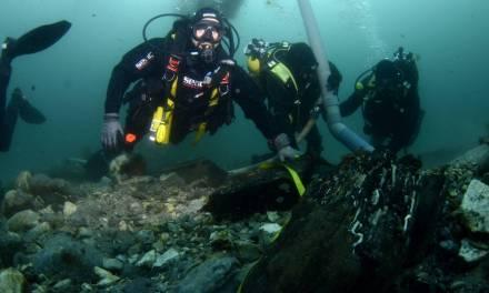 El mayor cementerio naval de Europa emerge con 8.000 pecios en Galicia
