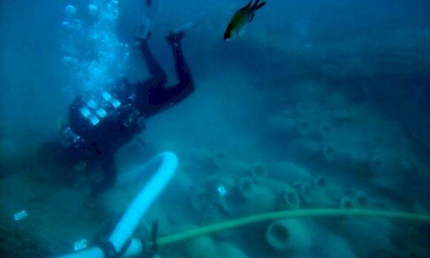 El canal de TV National Geographic emite el capítulo sobre el pecio Bou Ferrer de Villajoyosa