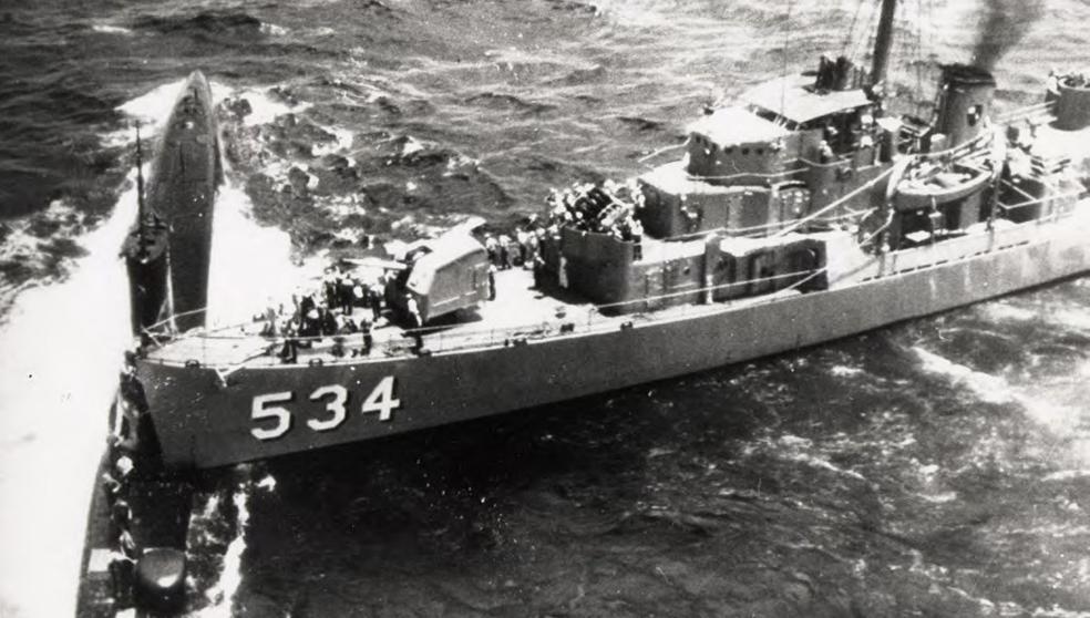 Hallado el USS Stickleback, el submarino de la Guerra Fría hundido por un barco de su propia flota