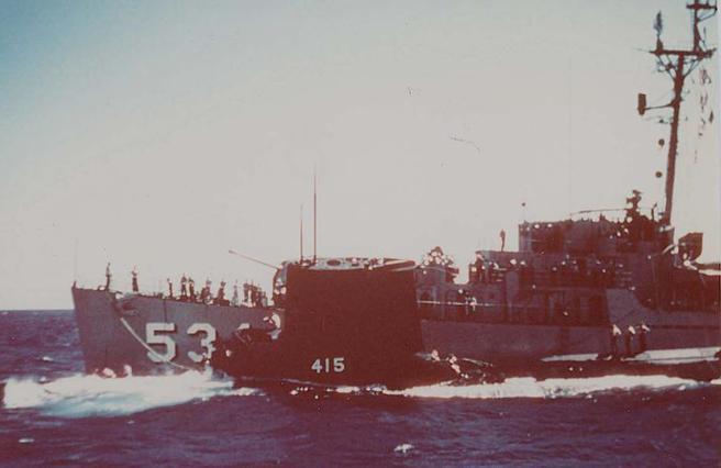 USS Stickleback
