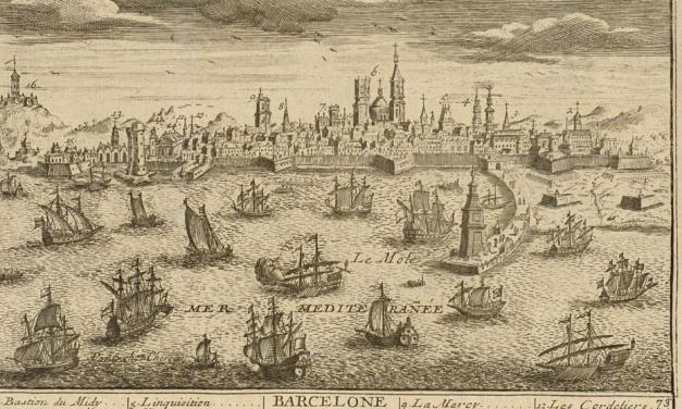 El puerto medieval de Barcelona, al descubierto