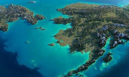 Rastros bajo el agua de antiguas migraciones humanas