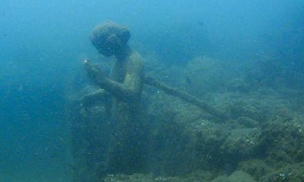 Bayas, el lugar de retiro de la 'jet set' romana que quedó sumergido por los seísmos