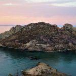 Desde torpedos de rastreo a sónar de barrido lateral: la tecnología de la empresa OSS se sumerge en la Isla del Fraile