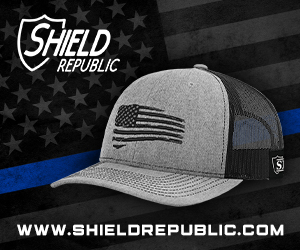 Shield Republic Tethered Flag Hat