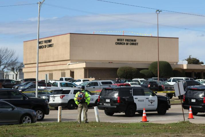 Church of Christ Shooting