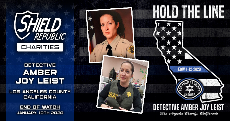 Detective Amber Joy Leist Los Angeles County Sheriff's Department
