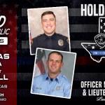 Shield Republic Hold The Line Fundraiser Nicholas Reyna Eric Hill Lubbock Texas