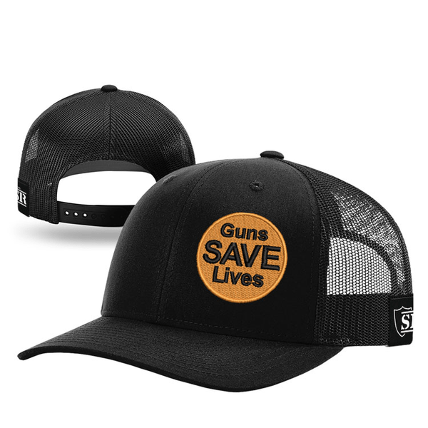 Guns Save Lives Hat Fundraiser for VCDL