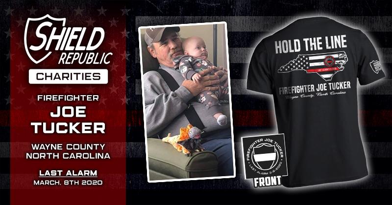 Firefighter Joe Tucker, Safety Officer, Fallen Firefighter, Last Alarm