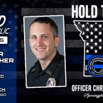 Fallen Officer Christopher Walsh Springfield, MO