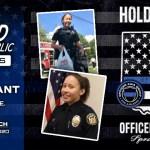 Shield Republic Officer Kaia Grant Springdale Police Fundraiser Fallen Officer