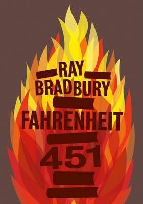 Fahrenheit 451 alternate book cover
