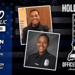 Officer Breann Leath Hold The Line fundraiser fallen officer