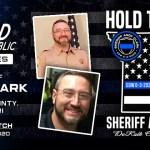 DeKalb County Sheriff's Office, Missouri Sheriff Andy Clark Shield Republic Foundation Donation