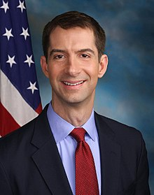 Tom Cotton Senate Photo