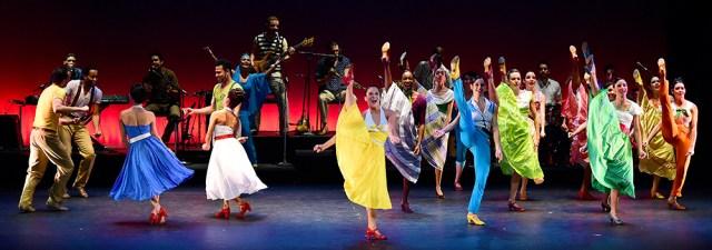 Cuba Vibra - Cuban Dancers