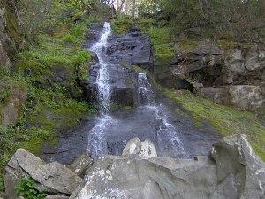 Hen Wallow Falls in the GSMNP