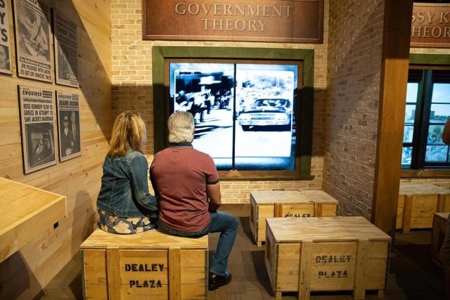 Beyond the Lens JFK Exhibit