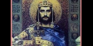 На днешната дата 2-ри Май почитаме великия Свети Цар Борис-Михаил Покръстител!