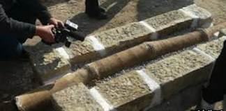 Откриха водопровод от времето на Симеон Велики, по който още тече вода