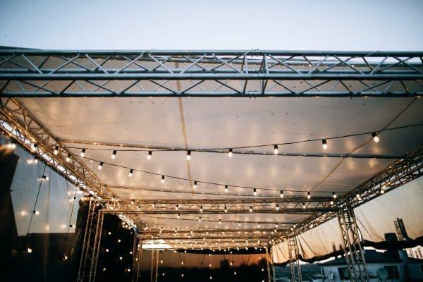 wilmington wedding and event lighting