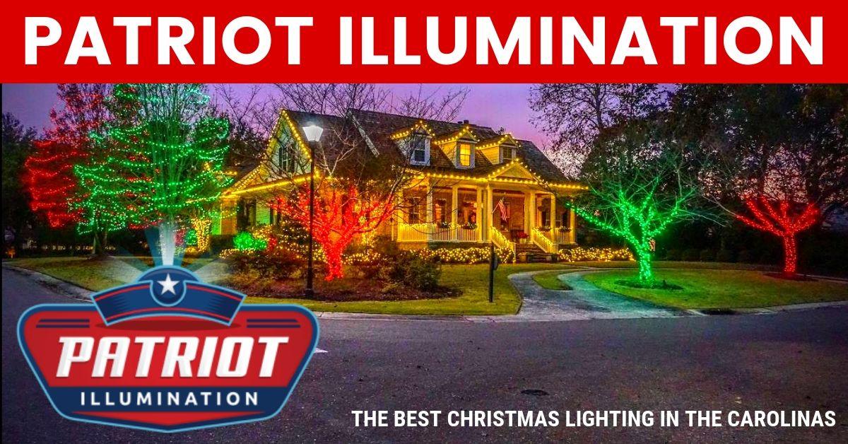 wilmington christmas light installation